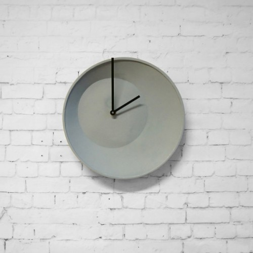 Off Center Wall Clock