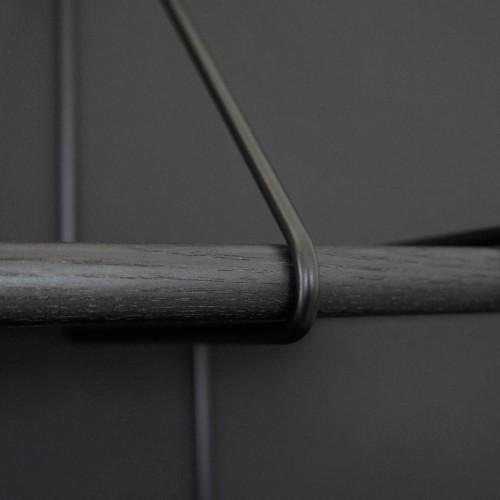 link shelving true black. Black Bedroom Furniture Sets. Home Design Ideas