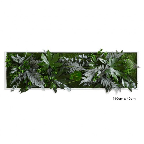 Jungle Plant Frame 140 x 40
