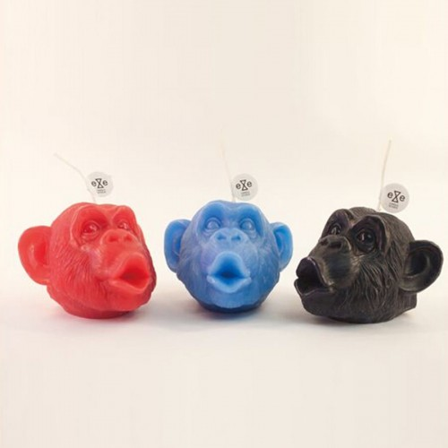 Chimpanzee Candle