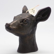 Deer Candle Black