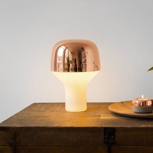 Cap Table Light Metallic