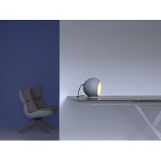 Superfly Concrete Ball Table Lamp