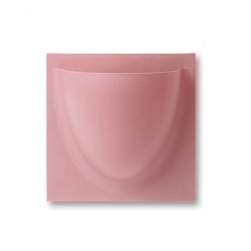 Pink VertiPlants Mini Wall Pots - 4 Pack
