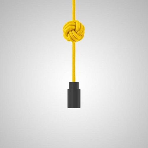 Knot Cable Pendant Lamp