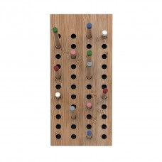 Scoreboard Small Coat Rack