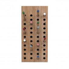 Scoreboard Small Coat Rack