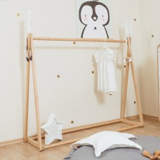 Teepee Kids Clothes Rail