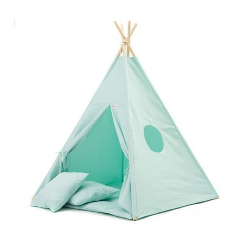 Mint Teepee Set