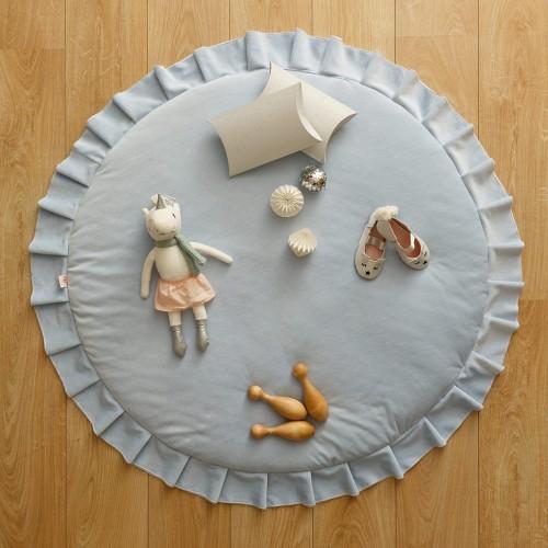 Blue Velvet Playmat
