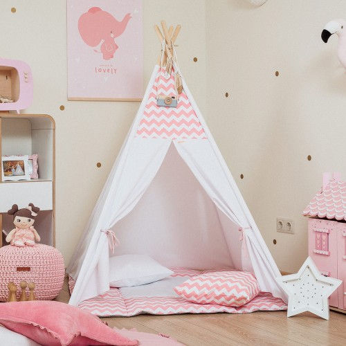 Chevron Teepee Set