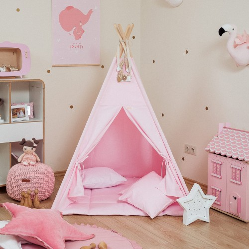 Pink Teepee Set