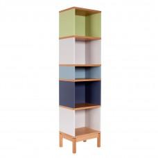 AbbeyWood Narrow Bookcase