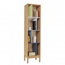 AbbeyWood Offset Bookcase
