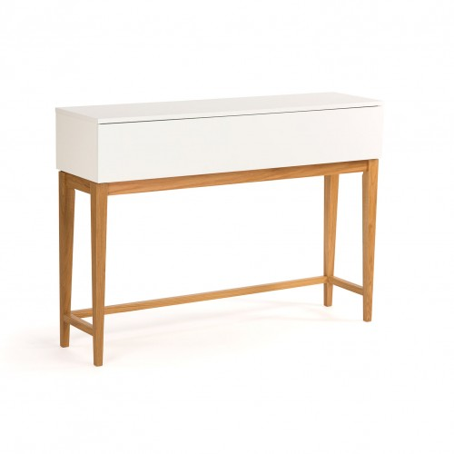 Blanco Console Table