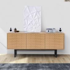 Camden Sideboard Herringbone Print