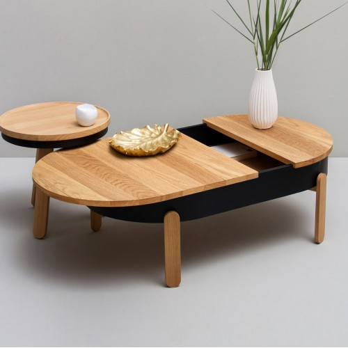 Batea L Storage Coffee Table