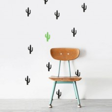 Cactus Vinyl Wall Sticker