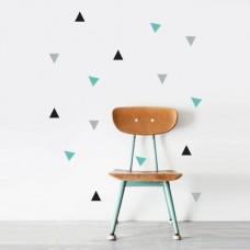 Triangle Wall Vinyl