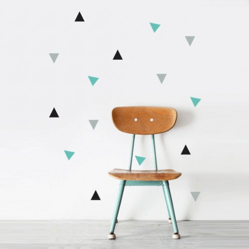 Triangle Wall Vinyl