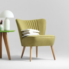 Green Harry Cocktail Chair