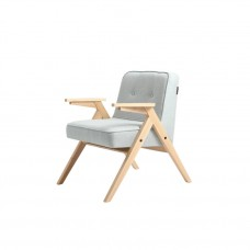 Light Blue Vinc Armchair