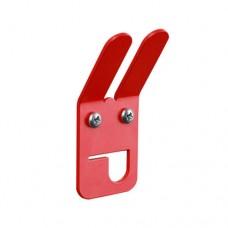 Emoji Wall Hook - Red